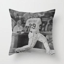 Beltre Throw Pillow