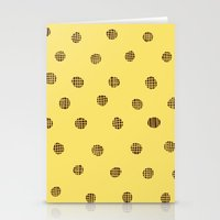 polkadot Stationery Cards featuring Everyone Love A Polkadot by Katie Copeland