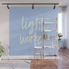 Lightworker Wall Mural