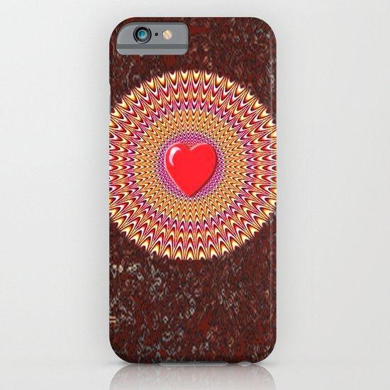 Heartbeat iPhone & iPod Case