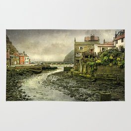 The Beck at Staithes Rug