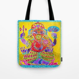 Shri Ganesh  Tote Bag