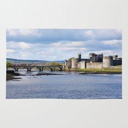 King John's Castle Rug