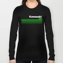 KAWASAKI Circle Long Sleeve T-shirt