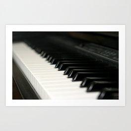 Piano Kunstdrucke