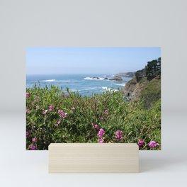 Beautiful North California Coast Mini Art Print