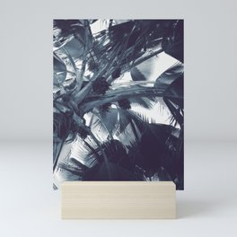 Fan Palm Tree // Maui, Hawaii Mini Art Print