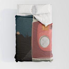 Desert Road Trip Comforters