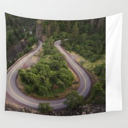 Rowena Crest Wall Tapestry