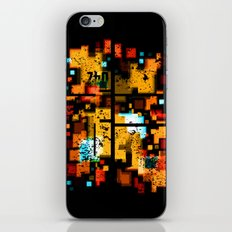Abstract Composition #3 iPhone & iPod Skin
