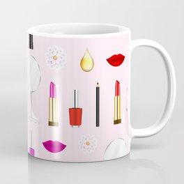 Beauty and makeup Coffee Mug