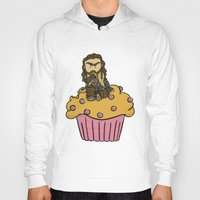 thorin Hoodies featuring Thorin & the Muffin by The Psychowl
