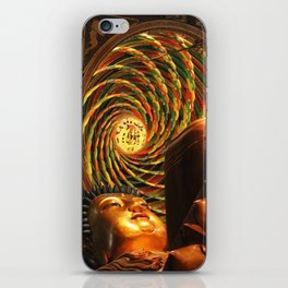Shanghainese Buddha iPhone Skin