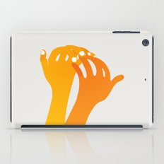 hands iPad Case