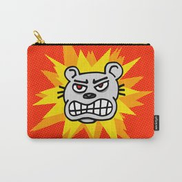 Angry bear Carry-All Pouch