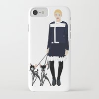 givenchy iPhone & iPod Cases featuring Givenchy  by Jo Lee