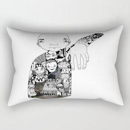 Claw Rectangular Pillow