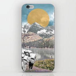 How Did We Get Here? iPhone Skin
