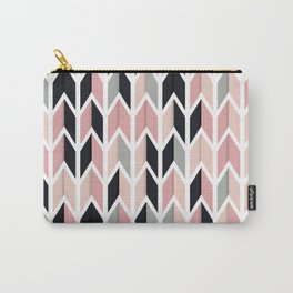 geometric 2 Carry-All Pouch