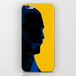 L'homme - electric iPhone Skin