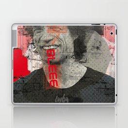 I WANNA BE A ROCKSTAR! .MICK. Laptop & iPad Skin