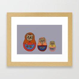 Daisyoshka Framed Art Print