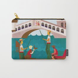 Venice Italy 2 Carry-All Pouch
