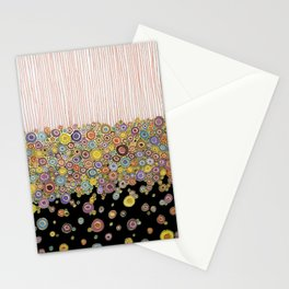 Suspending the Dots Stationery Cards