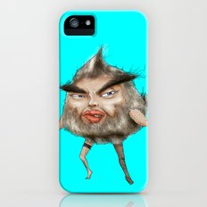 ugly angry angry man bird Slim Case iPhone (5, 5s)