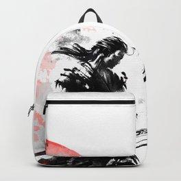 Japanese Warrior Backpack