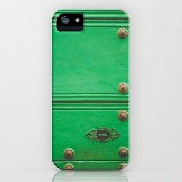 Door iPhone Case