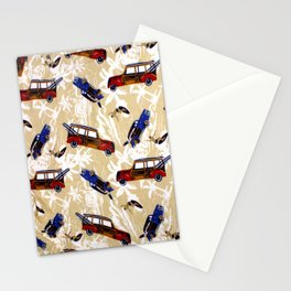 Surfers & Woodies Stationery Cards