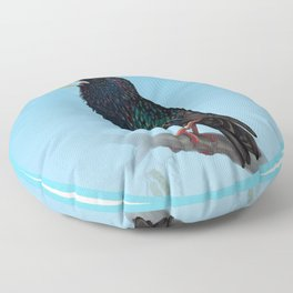 Spring is coming! Floor Pillow