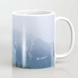 Stevens Pass Before the Blizzard Coffee Mug