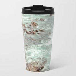 Swirling Sea Travel Mug