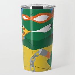 A Party Dude Travel Mug