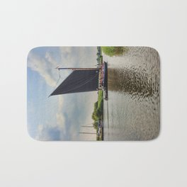 Albion on the River Thurne Bath Mat