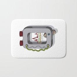 MACHINE LETTERS - Q Bath Mat