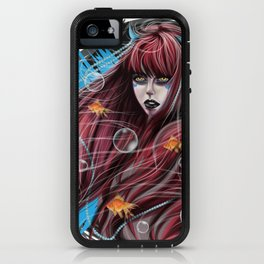 Sea Devil iPhone Case