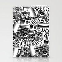 tool Stationery Cards featuring Tool by squadcore
