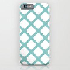 Cute Tiffany iPhone 6s Slim Case