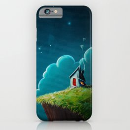 Country Lights iPhone Case