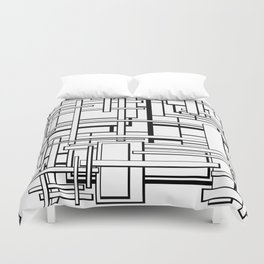 Busy Duvet Cover