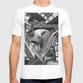 M.C. Escher - Relativity T-shirt