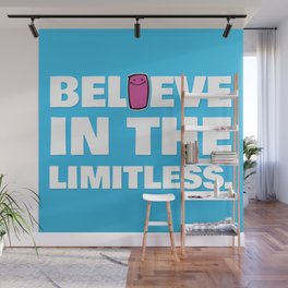 Believe in the Limitless. Wall Mural