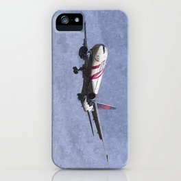 Delta Airlines Boeing 767 iPhone Case