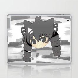 Neko mimi series KURO Laptop & iPad Skin