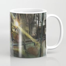 Autumnal Sunset Coffee Mug