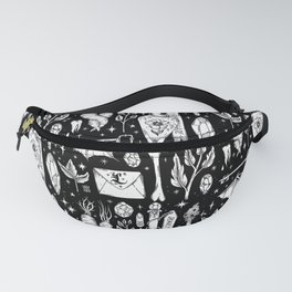 into the WITCH'S GARDEN Fanny Pack