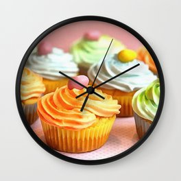 Bake Sale Wall Clock